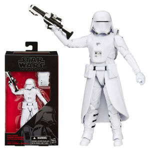 Star Wars The Force Awakens The Black Series First Order Snowtrooper 6 Inch Action Figure