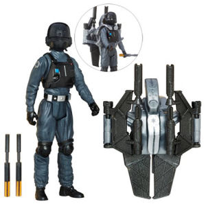 Star Wars Rogue One Imperial Ground Crew Action Figure