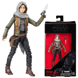 Star Wars Rogue One The Black Series Jyn Erso (Jedha) 6 Inch Action Figure
