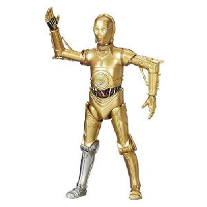 Star Wars The Black Series C-3PO 6 Inch Action Figure