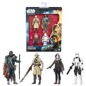 Star Wars Rogue One Jedha Revolt Action Figure Set