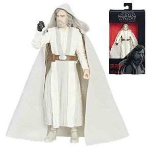Star Wars The Black Series Luke Skywalker (Jedi Master) 6 Inch Action Figure