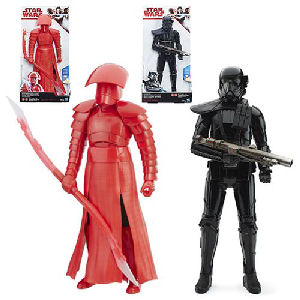 Star Wars The Last Jedi Electrionic Duel Hero Series 12 Inch Action Figures Wave 1 Set