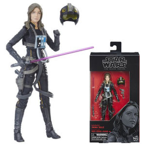 Star Wars The Black Series Jaina Solo 6 Inch Action Figure