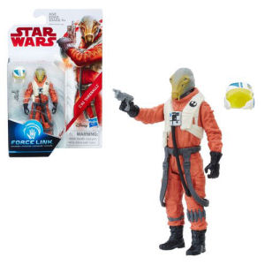 Star Wars The Last Jedi C ai Threnalli 3.75 Inch Action Figure - Exclusive