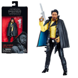 Star Wars The Black Series Lando Calrissian (Solo) 6 Inch Action Figure