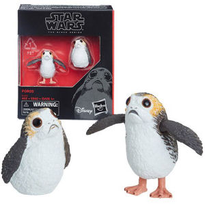 Star Wars The Black Series Porg 6 Inch Scale Action Figure Set