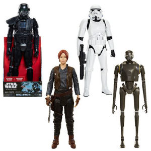 Star Wars Rogue One 20 Inch Action Figure Wave 1 Case