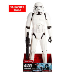 Star Wars Rogue One 31 Inch Stormtrooper Big Figs Action Figure