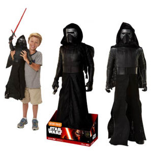 Star Wars The Force Awakens Kylo Ren 31 Inch Action Figure