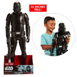 Star Wars Rogue One 31 Inch Death Trooper Big Figs Action Figure
