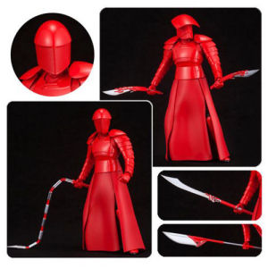 Star Wars The Last Jedi Elite Praetorian Guard ArtFX+ Statue 2-Pack