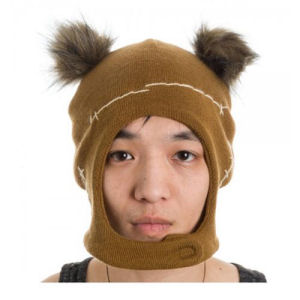 Star Wars Ewok Mascot Hat