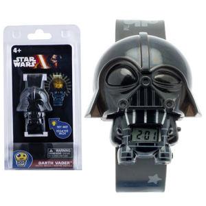 Star Wars Darth Vader Bulb Botz Watch