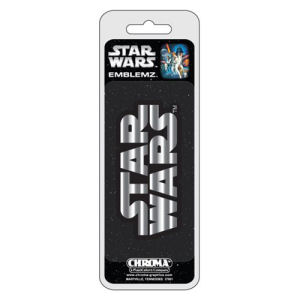 Star Wars Logo Emblem Accessory