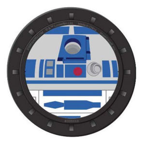 Star Wars R2-D2 Auto Coaster 2-Pack