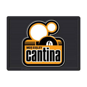 Star Wars Mos Eisley Cantina Logo 24 Inch by 18 Inch Utility Mat