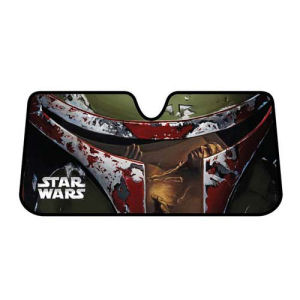 Star Wars Boba Fett Accordion Sunshade
