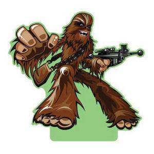 Star Wars Chewbacca Shorty Paper Air Freshener