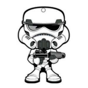 Star Wars Stormtrooper Wiggler Air Freshener