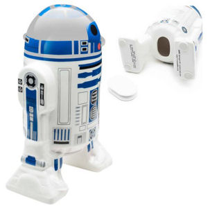 Star Wars R2-D2 Ceramic Molded Bank