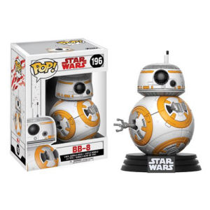 Star Wars The Last Jedi BB-8 Pop! Vinyl Bobble Head #196