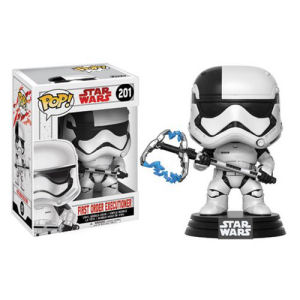 Star Wars The Last Jedi First Order Executioner Pop! Vinyl Bobble Head #201