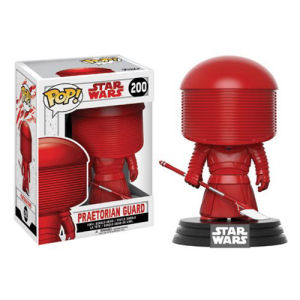 Star Wars The Last Jedi Praetorian Guard Pop! Vinyl Bobble Head #200