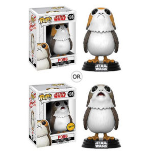Star Wars The Last Jedi Porg Pop! Vinyl Bobble Head #198
