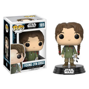 Star Wars Rogue One Young Jyn Erso Pop! Vinyl Bobble Head