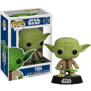 Star Wars Yoda Pop! Vinyl Figure Bobble Head