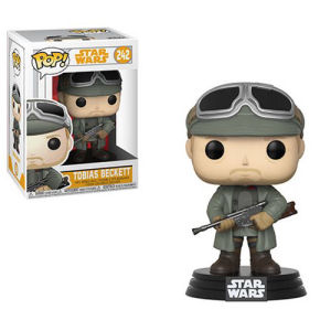 Star Wars Solo Tobias Beckett Pop! Vinyl Bobble Head