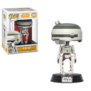 Star Wars Solo L3-37 Pop! Vinyl Bobble Head