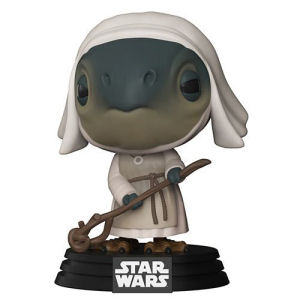 Star Wars The Last Jedi Caretaker Pop! Vinyl Bobble Head