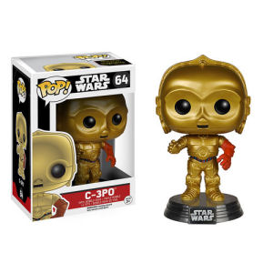 Star Wars Episode VII - The Force Awakens C-3PO Pop! Vinyl Bobble Head