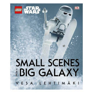 LEGO Star Wars Small Scenes from a Big Galaxy Hardcover Book