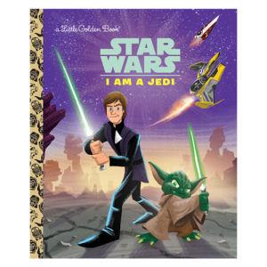 Star Wars I Am a Jedi Little Golden Book