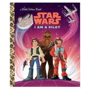 Star Wars I Am a Pilot Little Golden Book