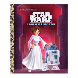 Star Wars I Am a Princess Little Golden Book
