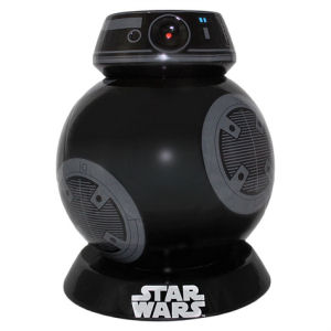 Star Wars The Last Jedi BB-9E Sculpted Ceramic Cookie Jar