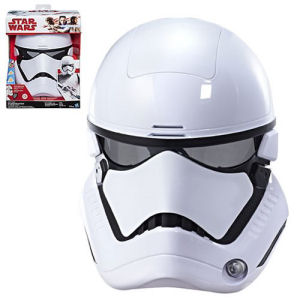 Star Wars The Last Jedi Stormtrooper Electronic Mask