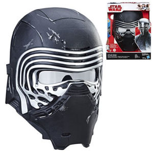 Star Wars The Last Jedi Kylo Ren Electronic Mask