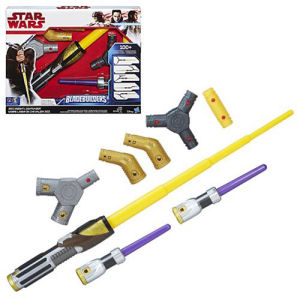 Star Wars The Last Jedi Bladebuilders Jedi Knight Lightsaber