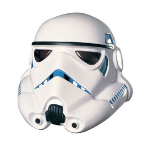 Star Wars Stormtrooper Deluxe Adult Vinyl Mask