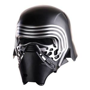 Star Wars Episode VII The Force Awakens Kylo Ren 2 Piece Helmet
