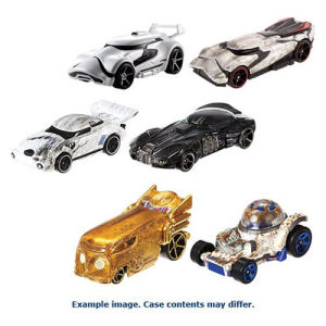 Star Wars Rogue One Hot Wheels Character Car 2-Pack 2016 Mix 4
