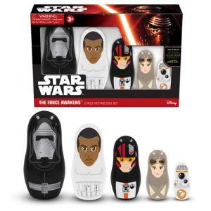 Star Wars The Force Awakens Nesting Dolls