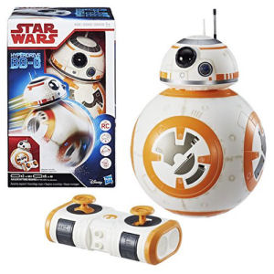 Star Wars The Last Jedi Remote Control BB-8 Droid