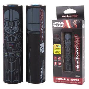 Star Wars Darth Vader Mimopowertube 2 Portable Charger