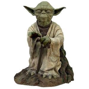 Star Wars The Empire Strikes Back Yoda Using Force Prestige Format Resin Statue